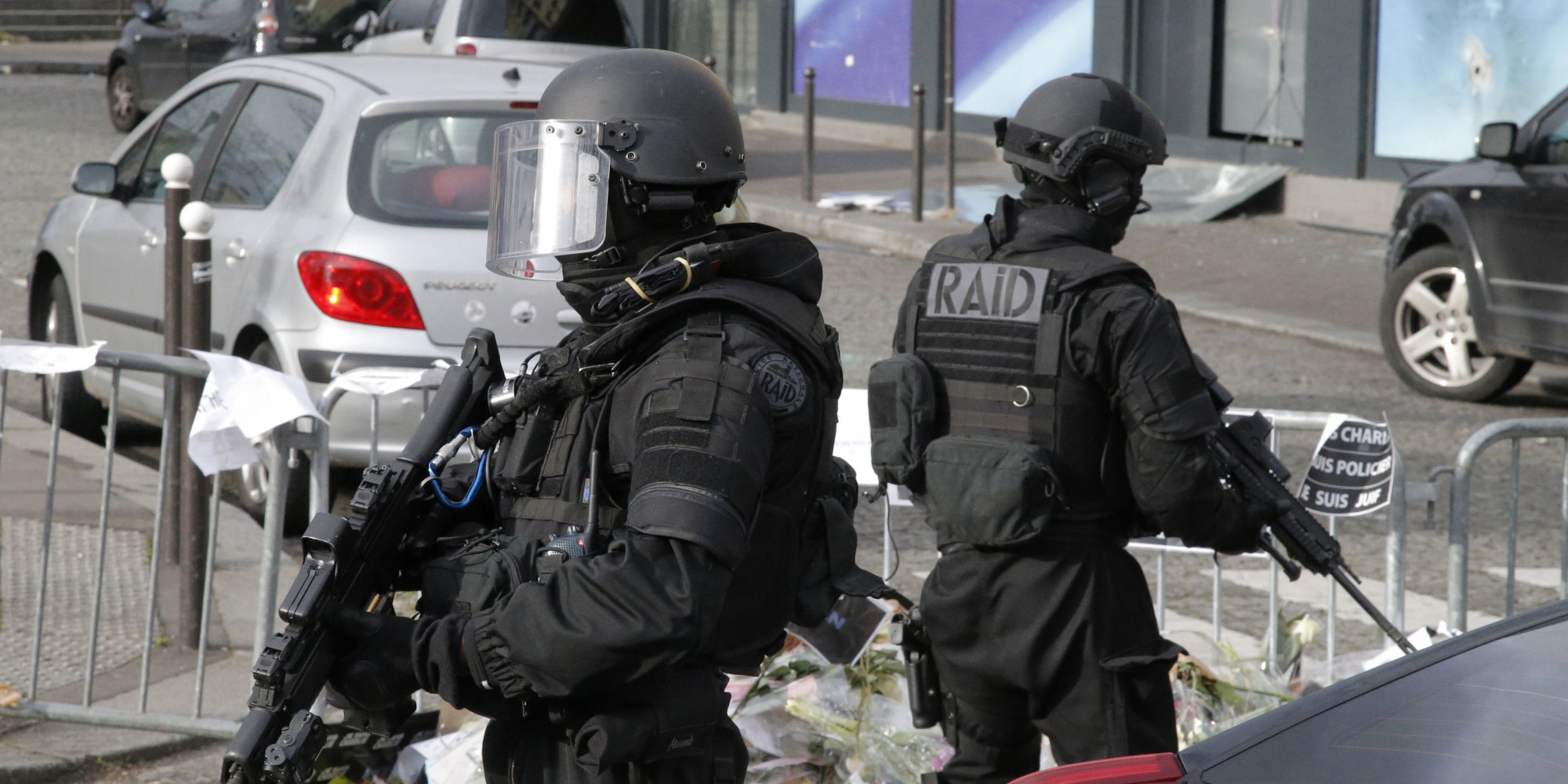 France Europe Arming Police