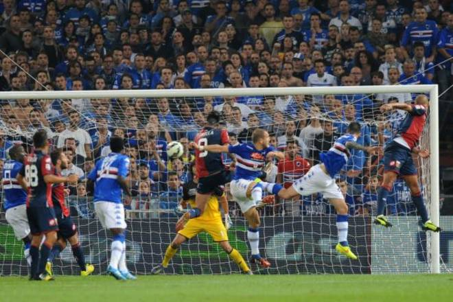 Sampdoria-Genoa_Probabili formazioni