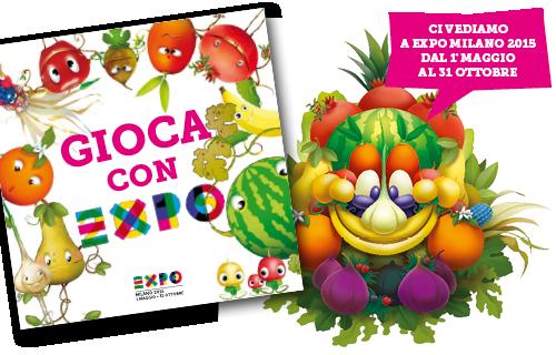 Come spiegare evento Expo Milano 2015 ai bambini