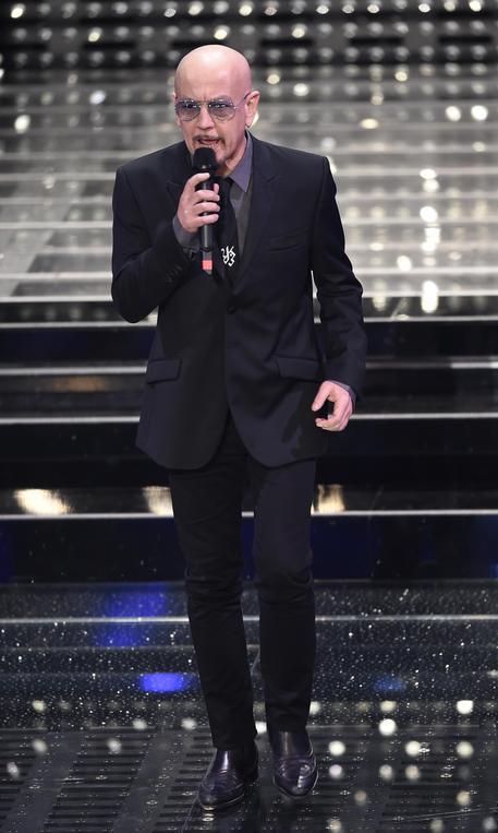 Enrico Ruggeri superospite a Sanremo