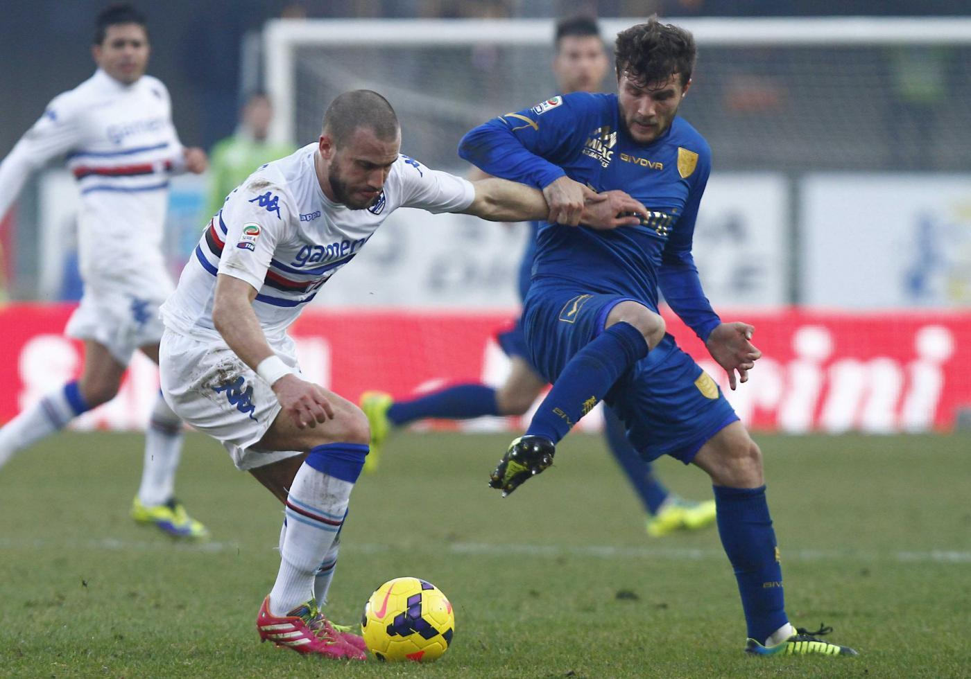 chievo-sampdoria - photo #1