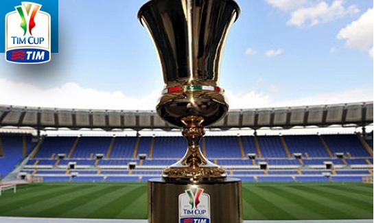 Come vedere in streaming semifinali Coppa italia