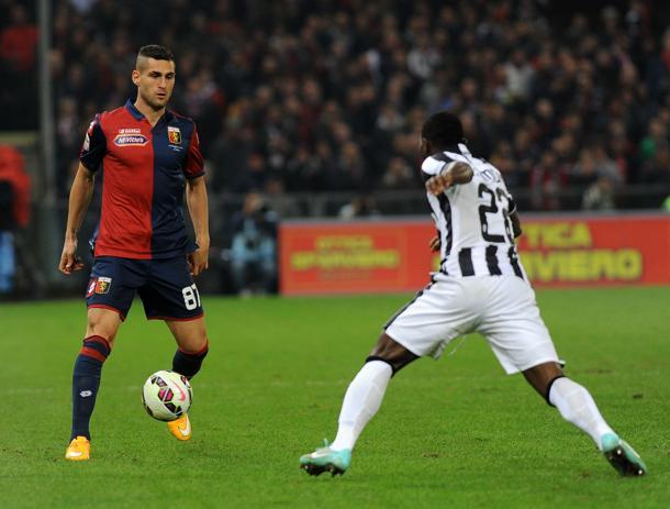 Calciomercato gennaio 2015, trasferimento Rosi alla Fiorentina