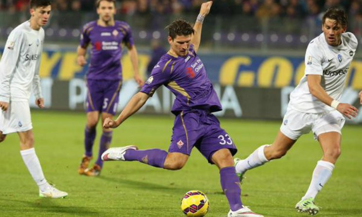 Come vedere in streaming Fiorentina - Atalanta 22 giornata 8 febbraio 2015