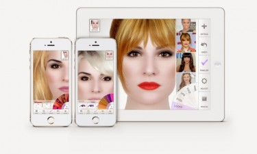 ModiFace Virtual Makeover Tool