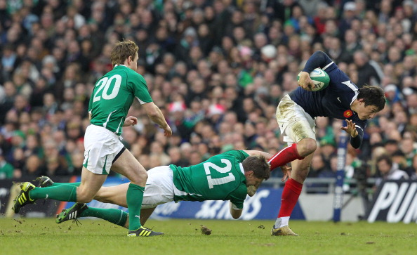 Orario Irlanda-Francia Torneo Sei Nazioni 14 febbraio 2015