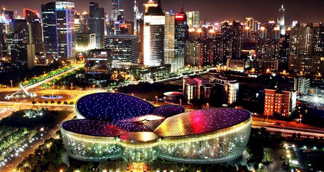 Top Ristoranti di lusso a Shanghai cucina