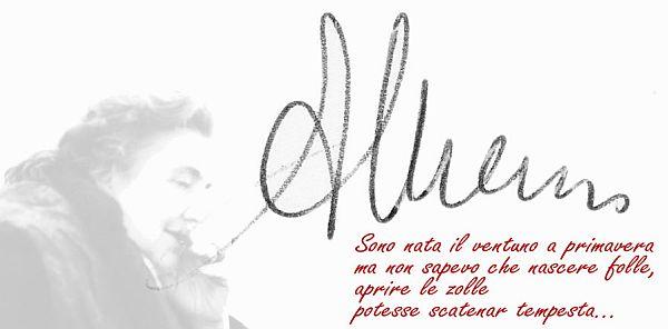 Le più belle poesie d'amore di Alda Merini