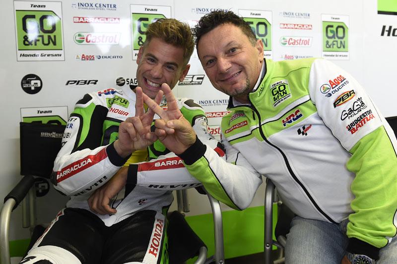chi sono i piloti Aprilia MotoGP 2015