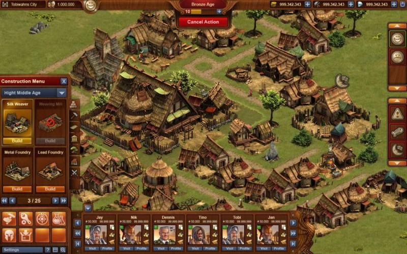 come guadagnare diamanti a forge of empires