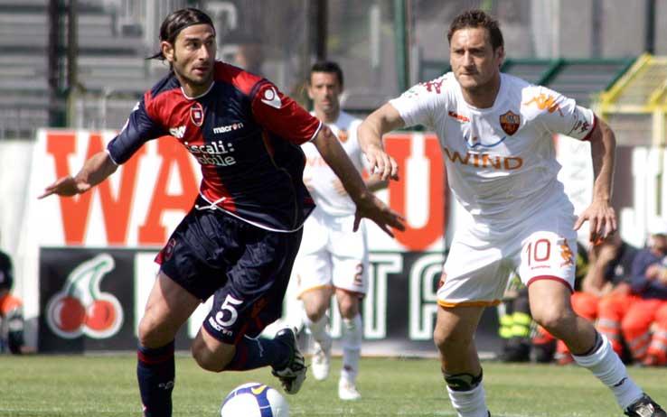 Come vedere in streaming Cagliari - Roma 22 giornata 8 febbraio 2015