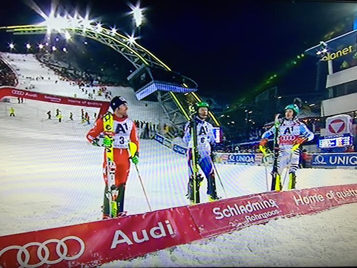 gare austria coppa del mondo sci 21 febbraio 2015 saalbach