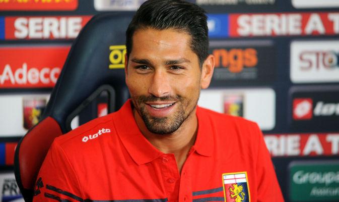 Calciomercato gennaio 2015, trasferimento Borriello al Genoa