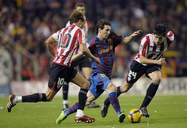 Athletic Bilbao-Barcellona
