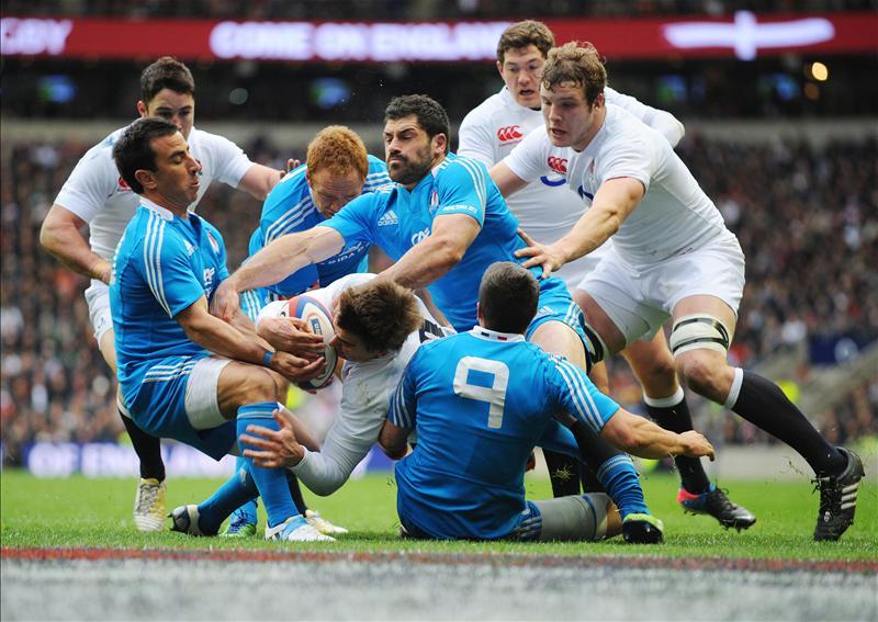 orari diretta tv Italia-Inghilterra rugby sei nazioni