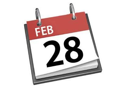 Perché febbraio ha 28 giorni?