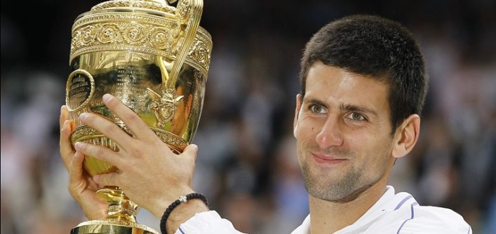 titoli grande slam Novak-Djokovic