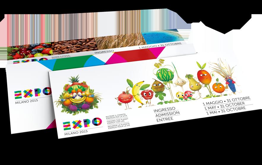 Come convertire coupon in biglietto per Expo Milano 2015