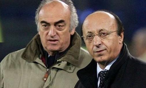 Processo Calciopoli, prosciolti Moggi e Giraudo 2015
