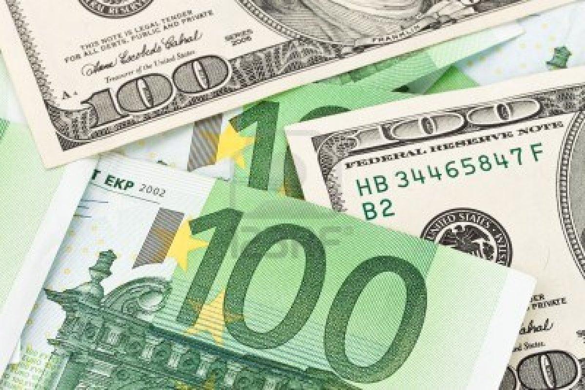 Euro in caduta libera economia