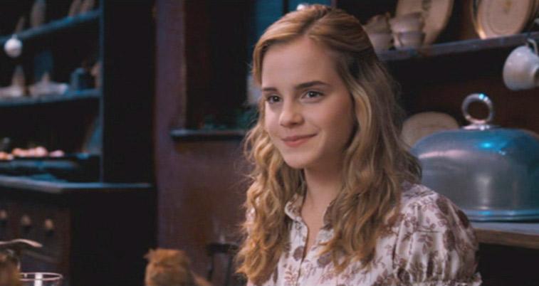 Emma Watson alias Hermione Granger