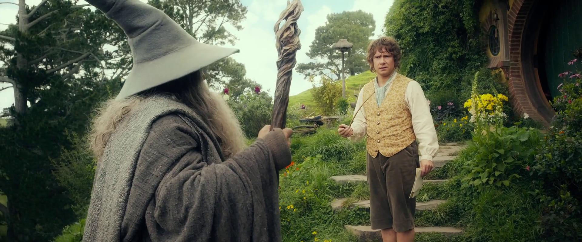 Dove sono stati girati film Lo Hobbit