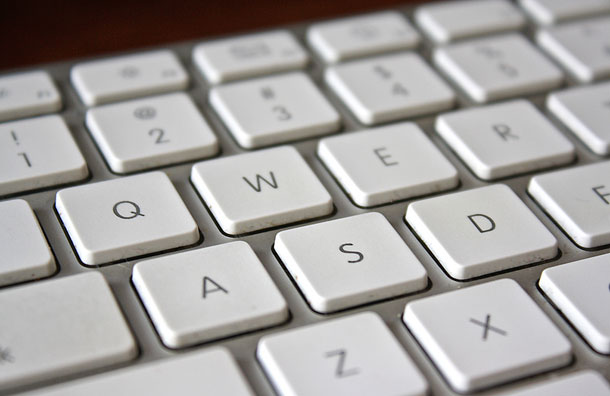 Come usare scorciatorie da tastiera Web Apps
