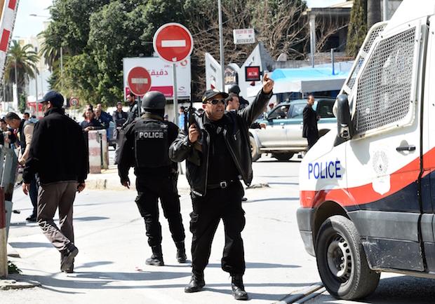 attentato Tunisia museo