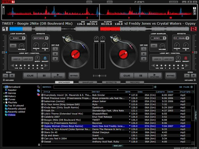 come mixare con virtual dj