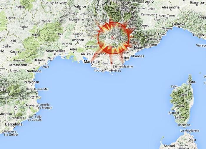 Cause caduta volo Germanwings Barcelonnette