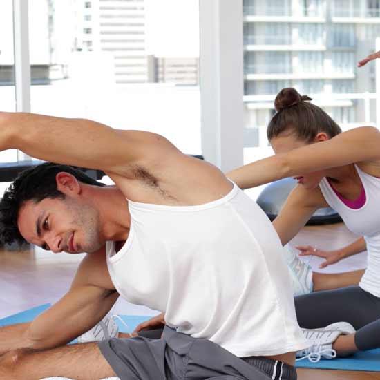 Esercizi ginnastica posturale per scogliosi