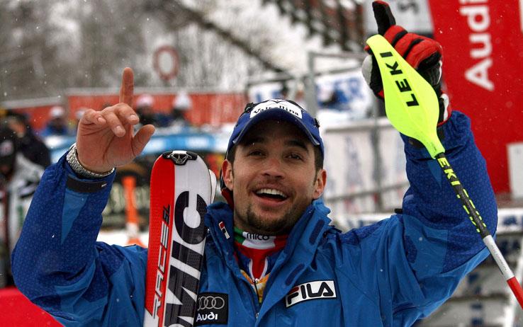 Chi è Giorgio Rocca concorrente di Notti sul ghiaccio 2015