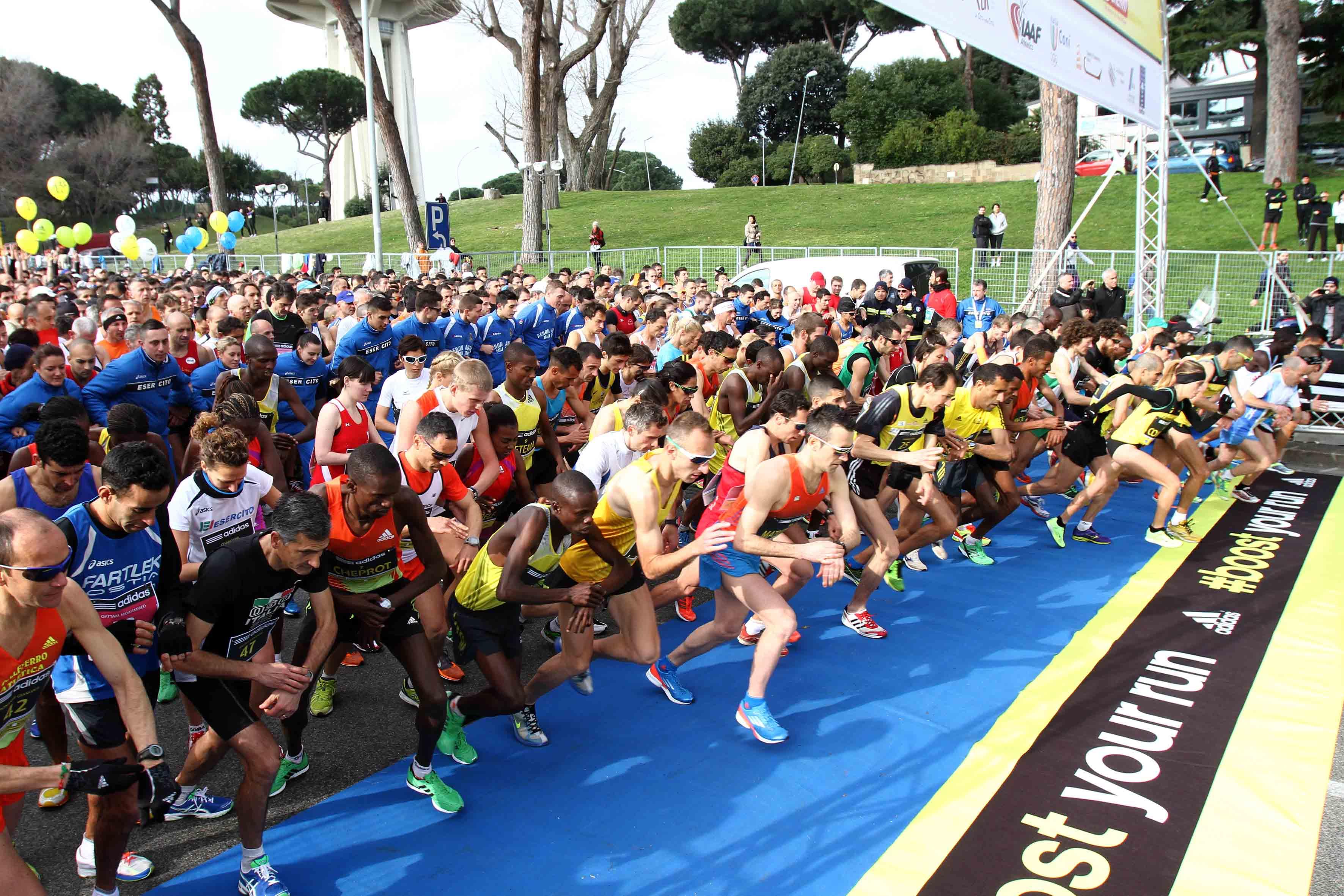 Programma ostia half marathon 2015 for Di tommaso arredamenti ostia