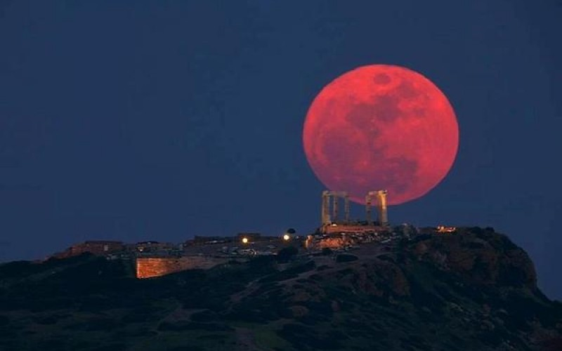 Quanto dura eclissi di Luna 4 aprile 2015