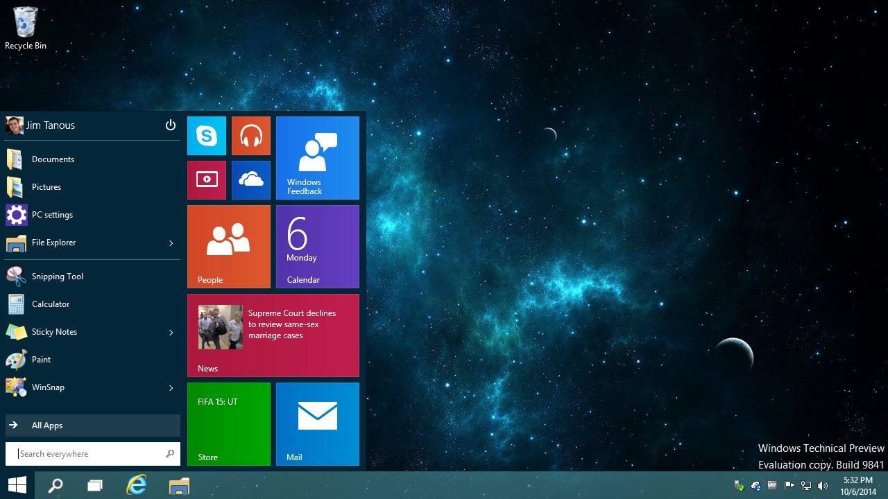 migliori caratteristiche Windows-10