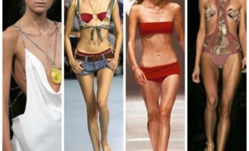 Francia: sono fuori legge le modelle troppo magre
