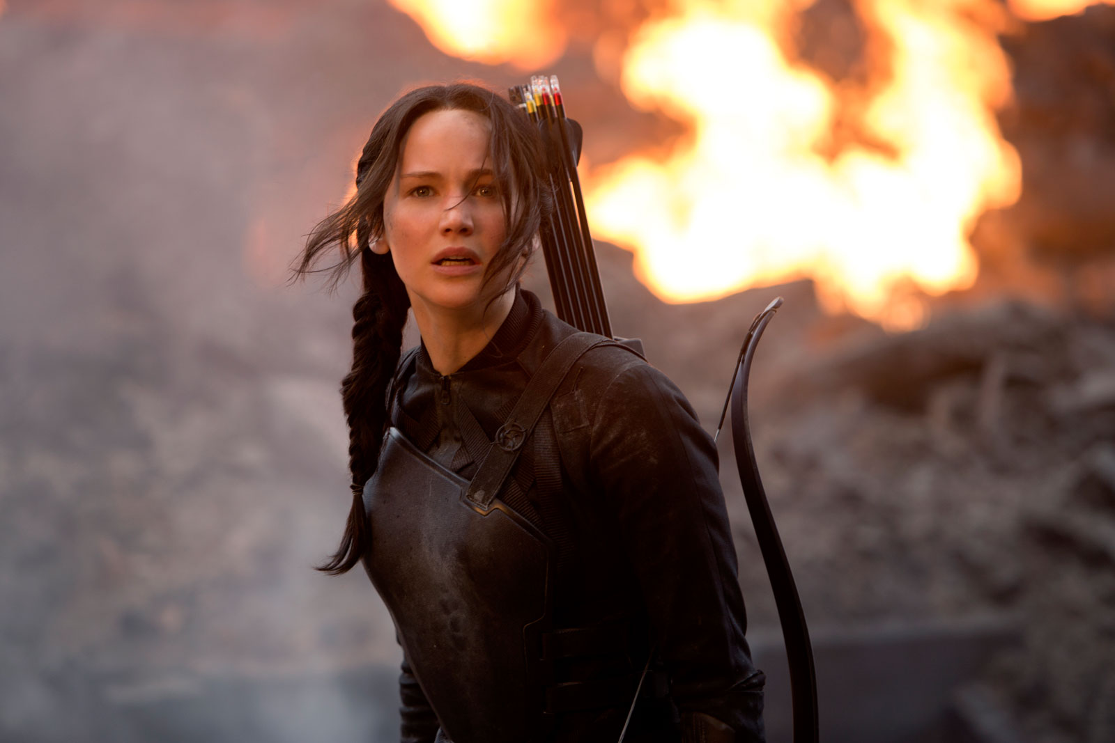 Dove sono stati girati film Hunger Games