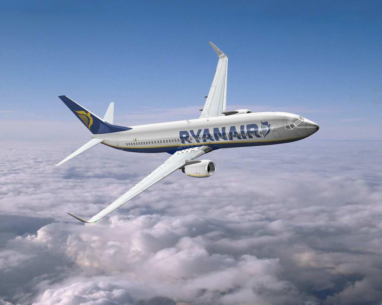 Voli Roma-New York a 15 euro con Ryanair