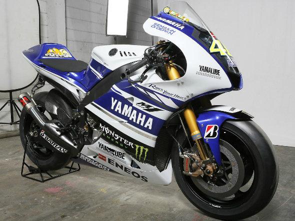 Caratteristiche nuova Yamaha YZR-M1