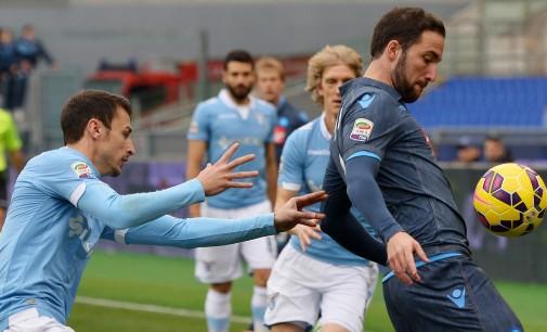 Orario tv Napoli-Lazio semifinale Coppa Italia 8 aprile 2015