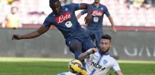 Streaming Empoli-Napoli Serie A 30 aprile 2015