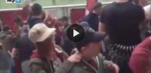 Bomba carta allo stadio: polizia, 'lanciata dagli juventini'