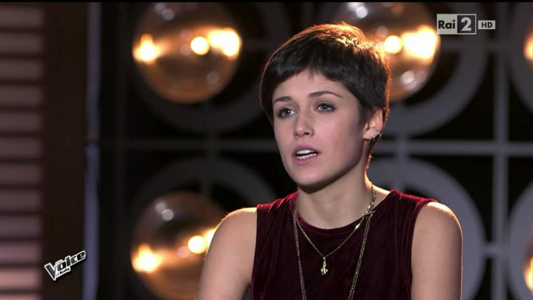 Chiara Dello Iacovo The Voice of Italy 3 team Fach
