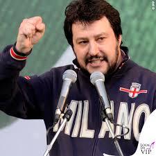 Contestatori: uova contro Salvini novità