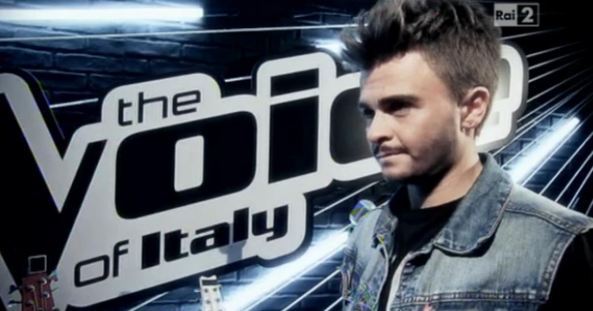 Dany Petrarulo The Voice of Italy 3 team Noemi