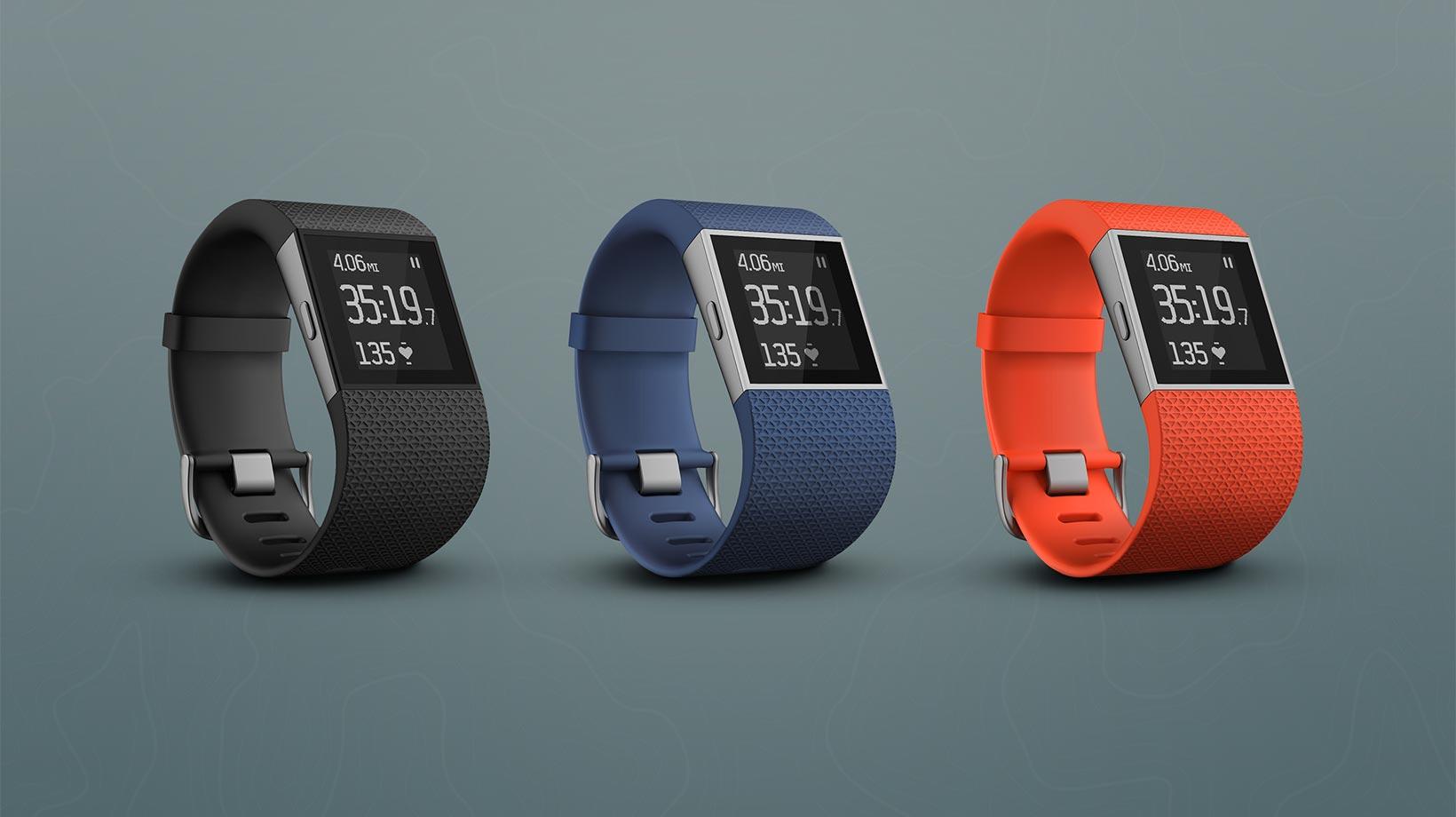 Fitbit Surge caratteristiche e prezzo
