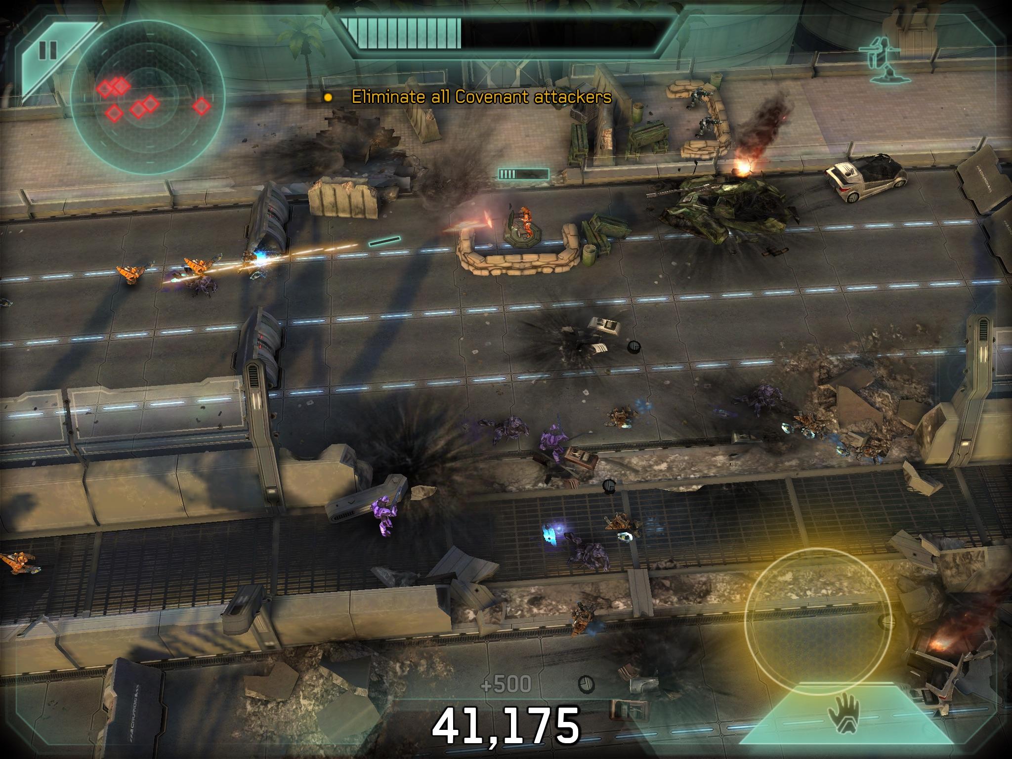 Halo Spartan Strike trucchi