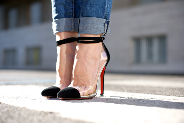 Jessica-Buurman-shoes-Louboutin-style