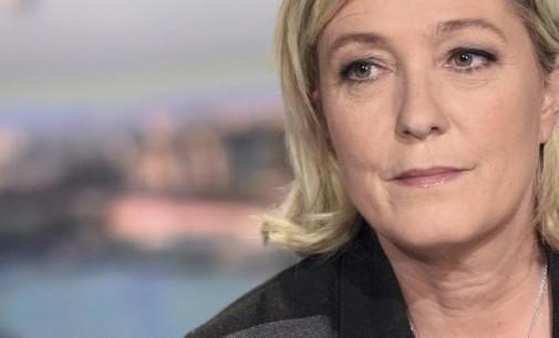 Marine Le Pen contro il padre