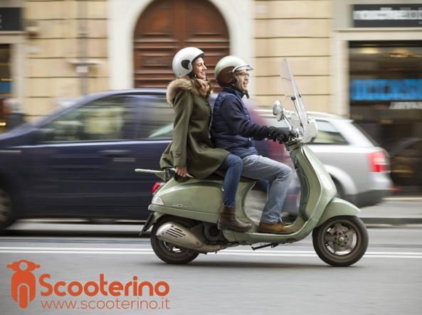Scooterino Roma app caratteristiche